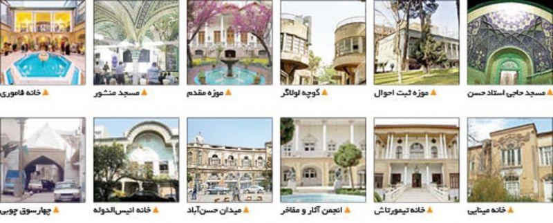 امکان گردشگری مجازی در مکان های تاریخی حصار ناصری فراهم شد