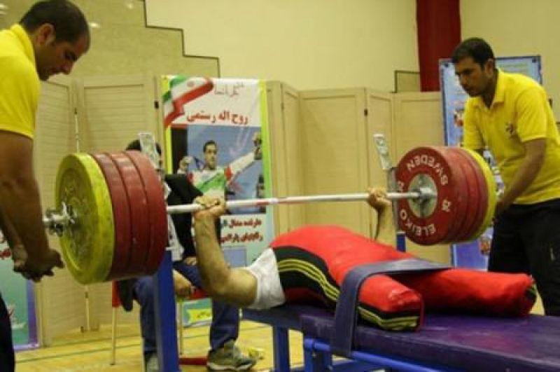 یک طلا و یک نقره در وزنه برداری قهرمانی معلولان جهان