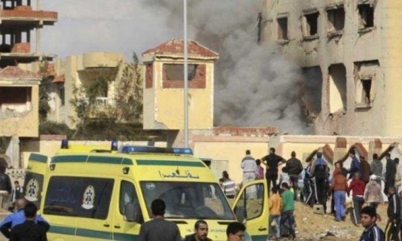 150 کشته و زخمی براثر انفجار مسجدی در مصر