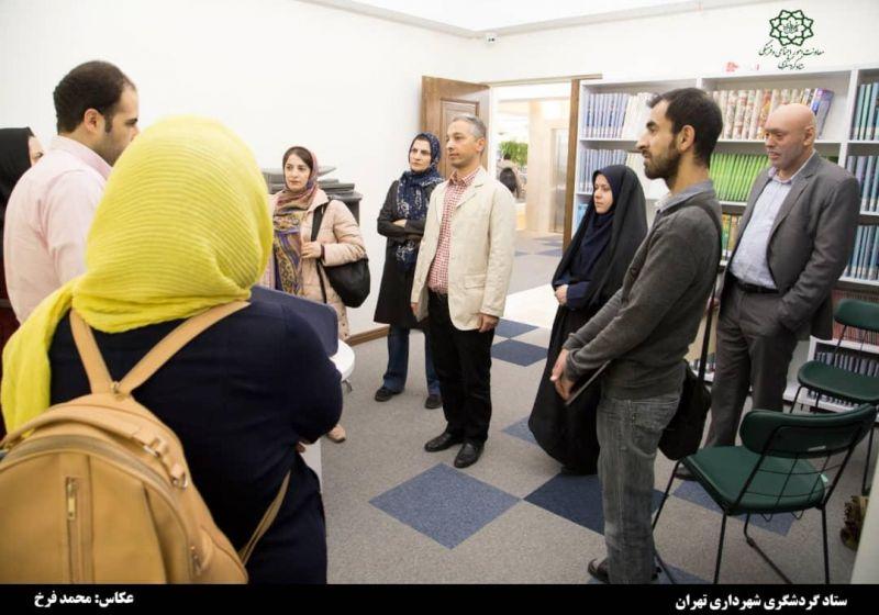 برگزاری بیست و پنجمین پنج شنبه گردشگری بدون خودرو