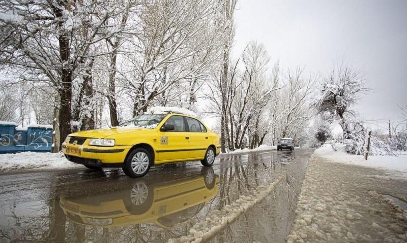 هشدار هواشناسی: برف، باران و یخبندان