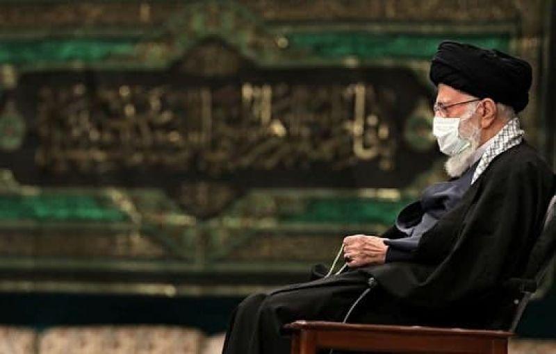 دومین شب مراسم عزاداری فاطمیه در حسینیه امام خمینی (ره) برگزار شد