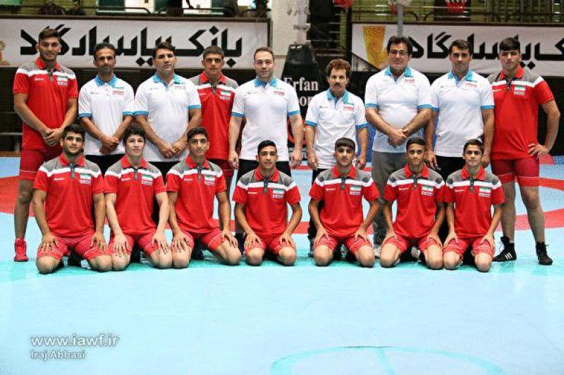 فرنگی کاران نوجوان ایران قهرمان جهان شدند