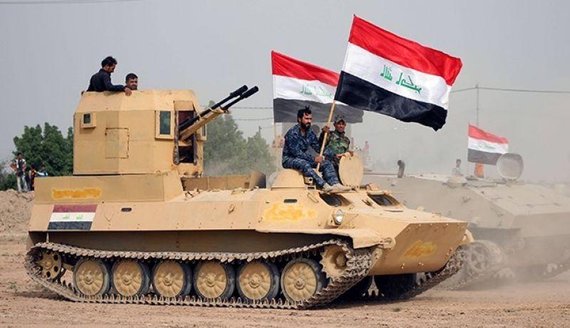 ارتش عراق روستایی را در جنوب موصل آزاد کرد