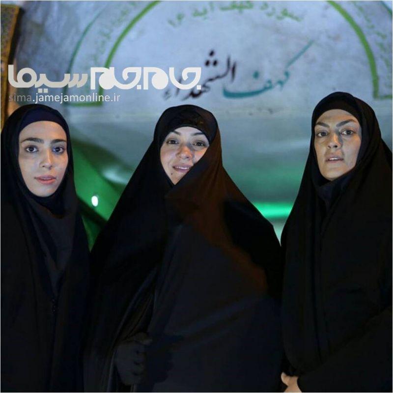 الهام چرخنده پاسخ خواهران منصوریان را داد