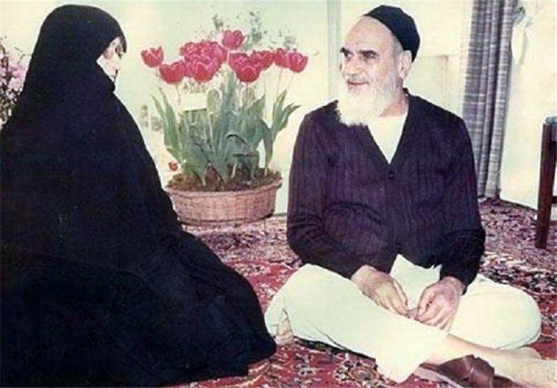 روایتی از ازدواج امام خمینی