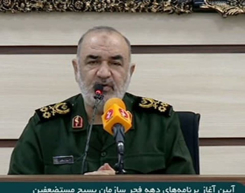 دشمن نگران شکستهای بزرگتر از ملت ایران است