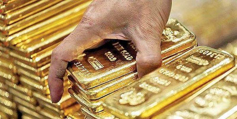 افزایش قیمت طلا درپی جهش آمار کرونا
