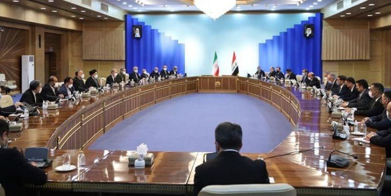 اتخاذ تدابیر لازم برای گسترش روابط تجاری ایران و عراق در نشست مشترک دو کشور