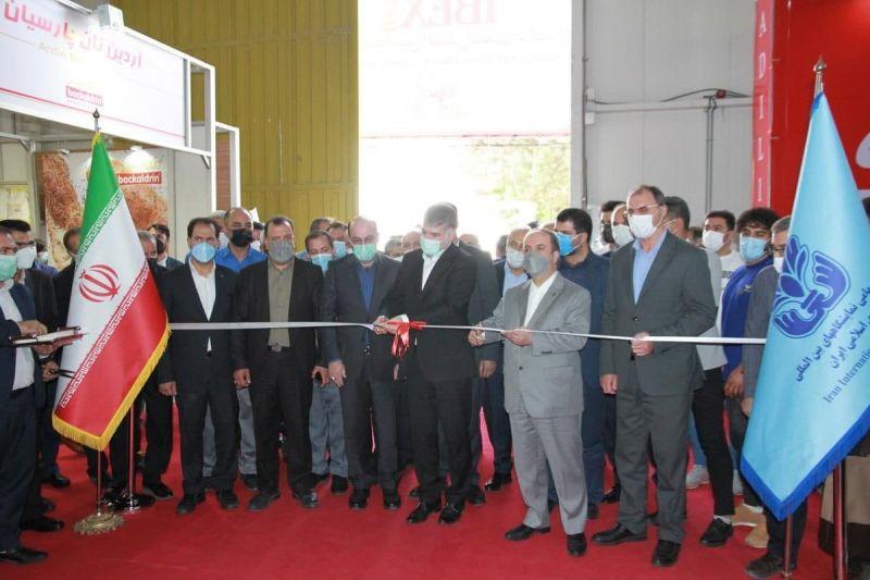سیزدهمین نمایشگاه بینالمللی صنعت غلات، آرد و نان با حضور وزیر جهاد کشاورزی افتتاح شد