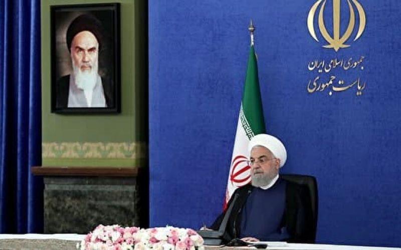 روحانی: باید تلاش خود را مضاعف کنیم