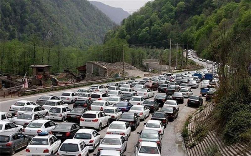 محدودیتهای ترافیکی در محورهای پرتردد