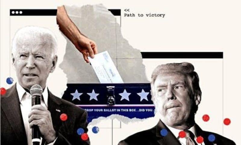 کشمکشهای پسا انتخاباتی آمریکا