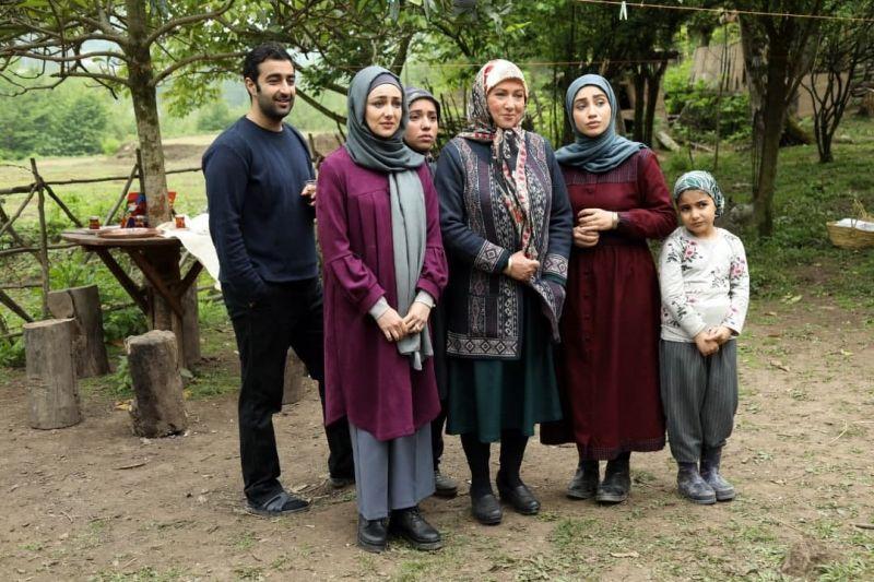 پخش سریال «روزهای آبی» از عید سعید فطر