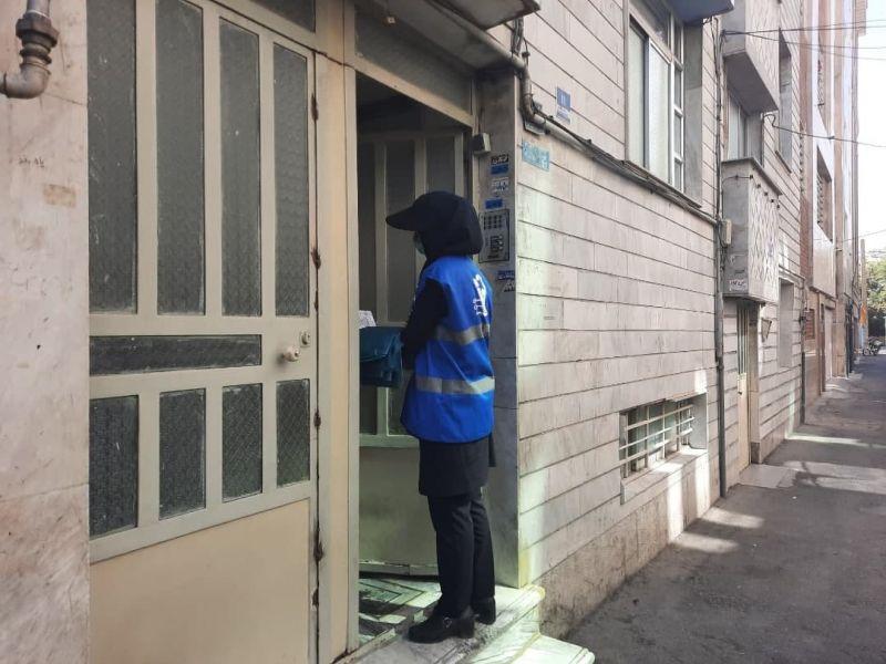 شنبه هاي بدون پسماند در دهمین محله منطقه 19 کلید خورد