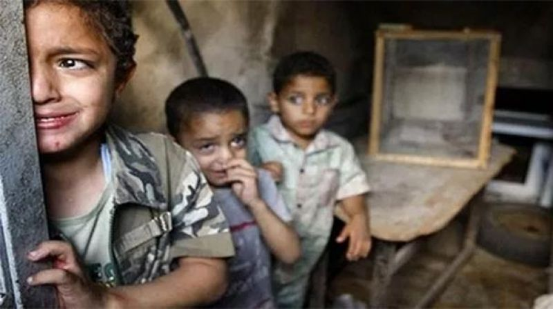 کشته شدن ۸۵ هزار کودک یمنی