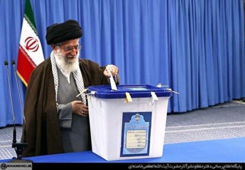«تاثیر یک رای» از نگاه رهبر انقلاب