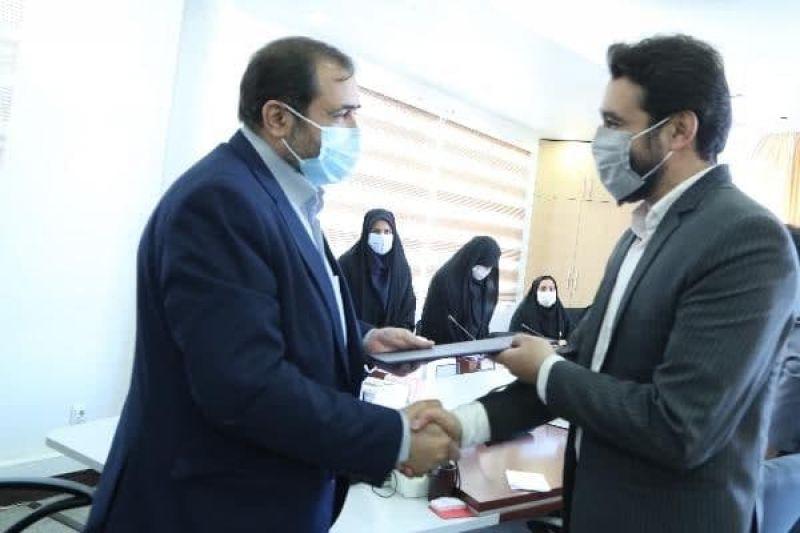 مدیر روابط عمومی و اموربین الملل موزه ملی انقلاب اسلامی و دفاع مقدس معرفی شد