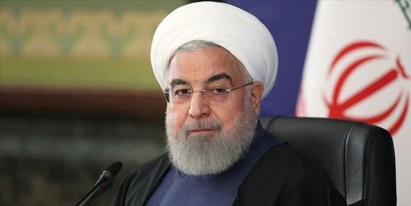 آخرین گفت وگوی تلویزیونی روحانی با مردم؛ برای جبران کسری بودجه از مردم استقراض کردیم/ هیچ تنش اجتماعی در دولت من به یک هفته نرسید