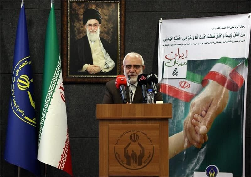 با اجرای طرح ایران مهربان، هیچ یتیم بدون حامی در کشور نداریم