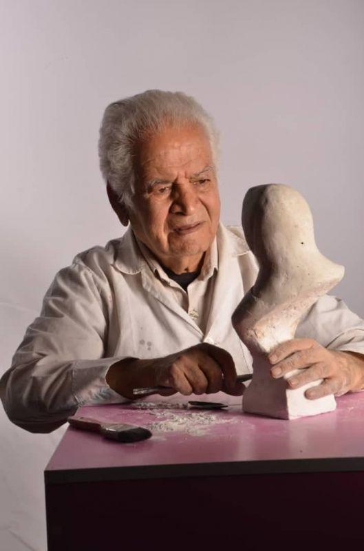 شعله هژبر ابراهیمی: امیدوارم موزه ای برای نمایش دائمی آثار پدرم اختصاص داده شود