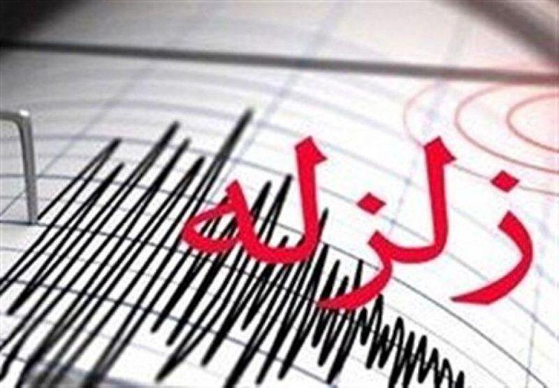 زلزله پنج ریشتری در تهران