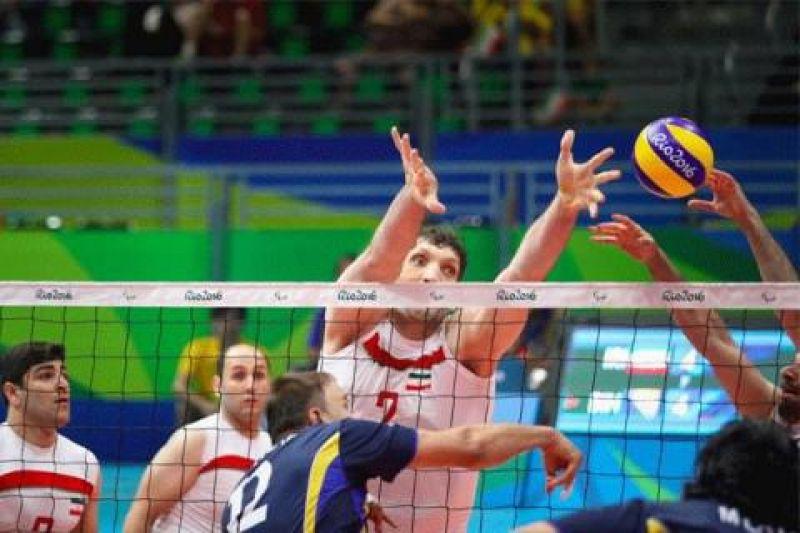 برد ایران در آغاز لیگ جهانی والیبال نشسته