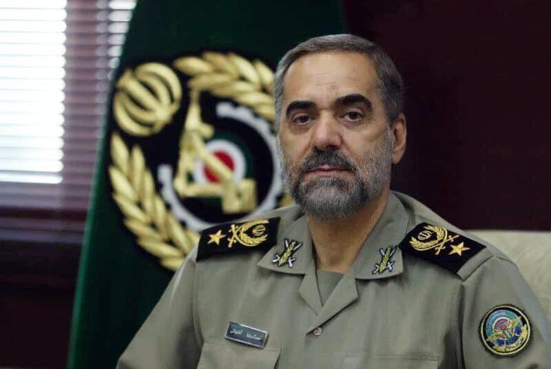 وزیر دفاع :هر اقدام جهالت آمیز دشمنان با پاسخ دندان شکن روبرو خواهد شد