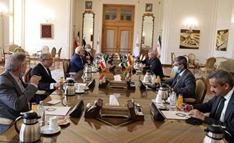 تاکید ایران و هند بر تقویت گفتگوهای بین الافغانی
