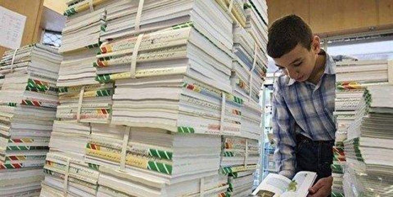 توزیع کتابهای درسی 15میلیون دانش آموز؛ از دوشنبه