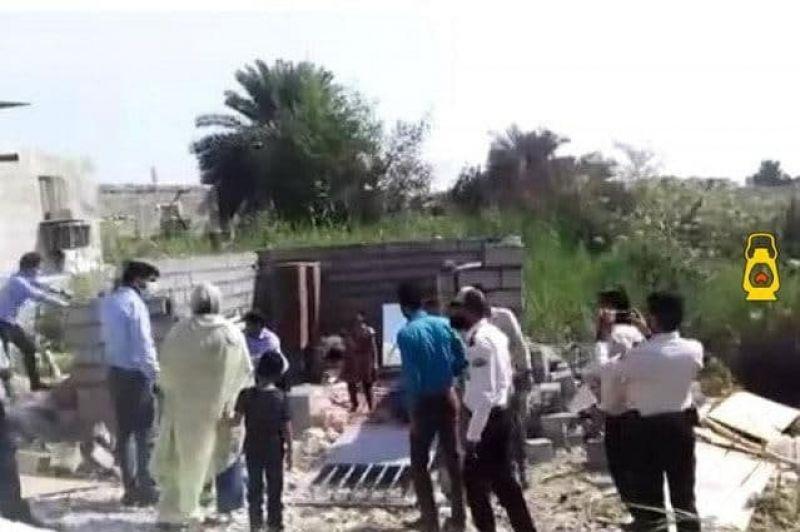 خرابکاری شهرداری بندرعباس را جهادیها جبران میکنند/ ساخت بیش از ١٠ خانه