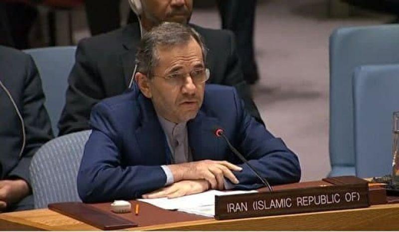 تحریمهای یکجانبه علیه سوریه غیرمسئولانه و غیراخلاقی است