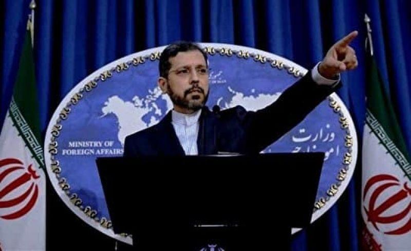 ایران اقدام اتحادیه اروپا را محکوم کرد