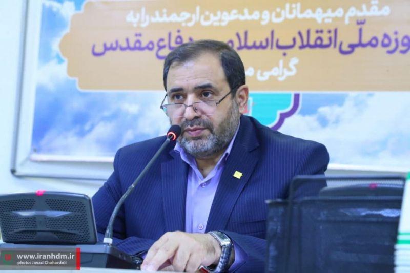 موزه ملی انقلاب اسلامی و دفاع مقدس، بازنمایی از ترویج گفتمان صلحطلبی ملت ایران است