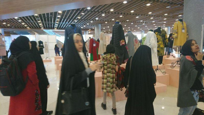 برند عفاف و حجاب حلما در خدمت تولید ملی و رونق اقتصادی در هفته عفاف و حجاب افتتاح شد