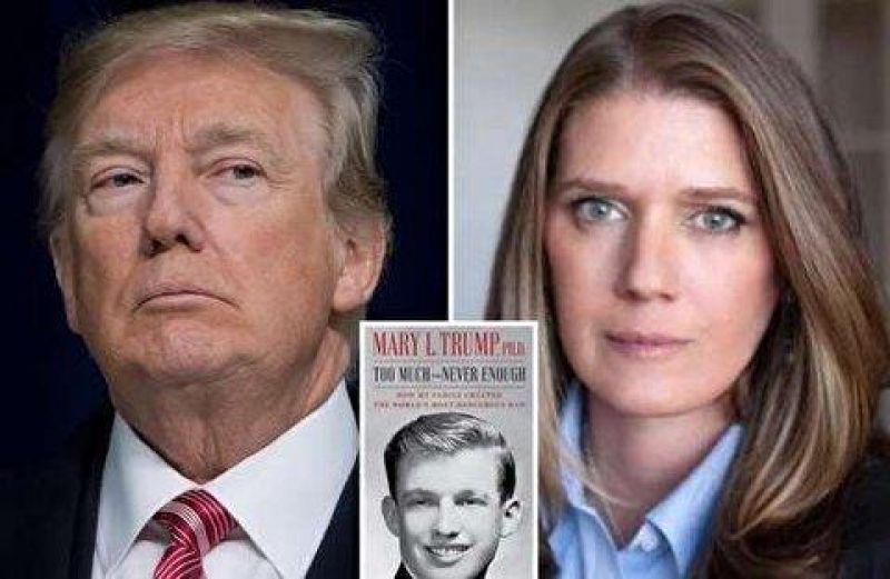 کتابی که کابوس خانواده ترامپ شده است