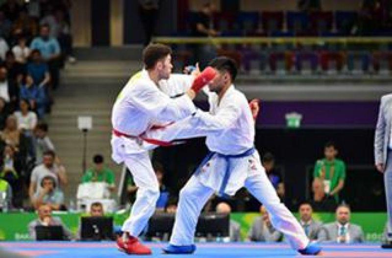 کاراته ایران نایب قهرمان آسیا شد