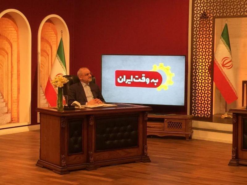 حاجی میرزایی: در تمام ساعات نگران تحصیل دانش آموزان هستم